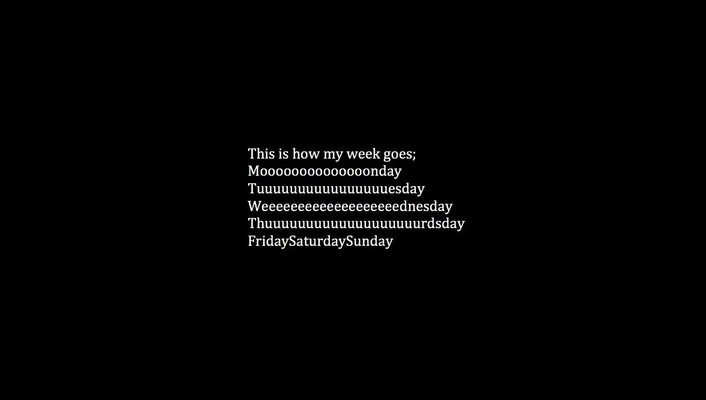 Text funny black background wallpaper