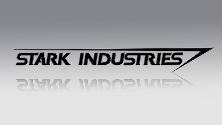 Iron man stark industries wallpaper