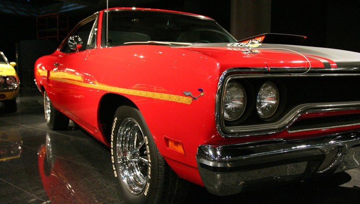 1970 plymouth road runner cars ride wallpaper