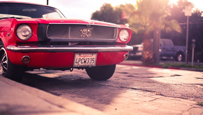 Ford mustang cars classic muscle vehicles wallpaper