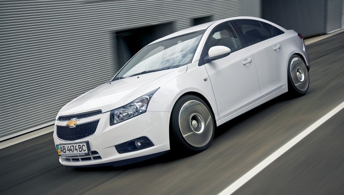 Chevrolet cruze cars tuning wallpaper