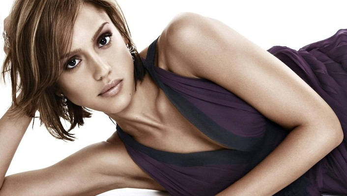 Jessica alba models wallpaper