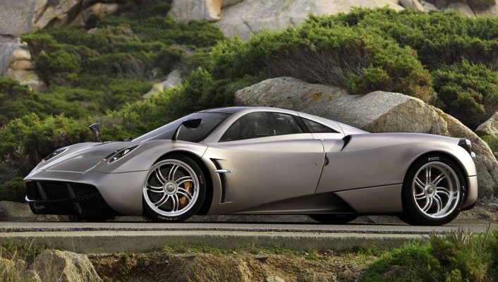 Pagani huayra cars wall wallpaper