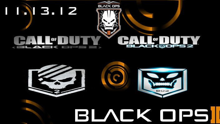Call of duty treyarch black ops 2 wallpaper