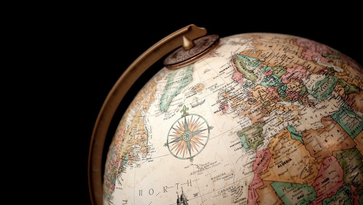 Globe globes maps old map world wallpaper
