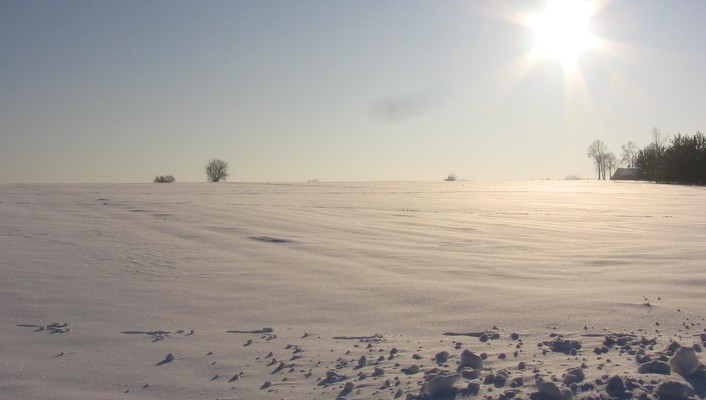 Sun fields frozen land landscapes wallpaper