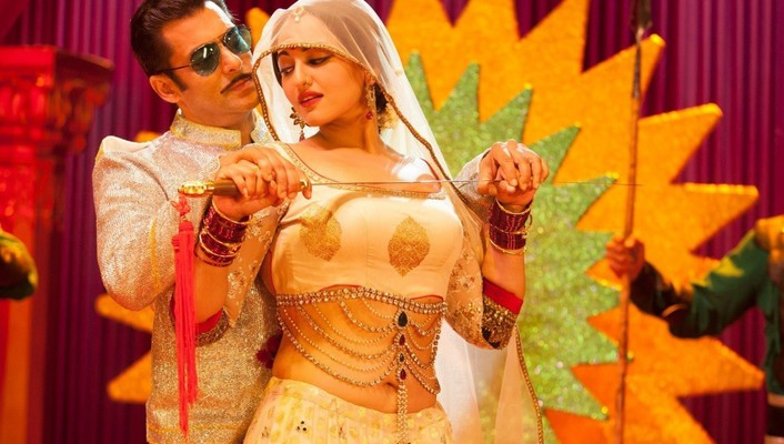 Movies bollywood sonakshi sinha salman khan wallpaper