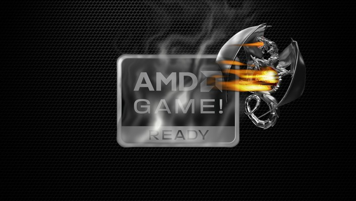 Amd gaming evolveds dragon wallpaper