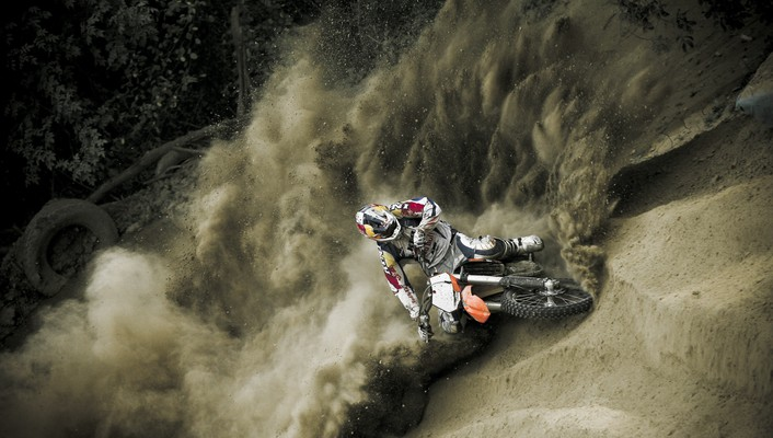 Ktm motocross motorcycles redbull jump wallpaper