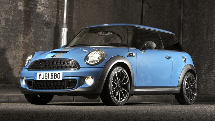 Auto cars mini cooper wallpaper