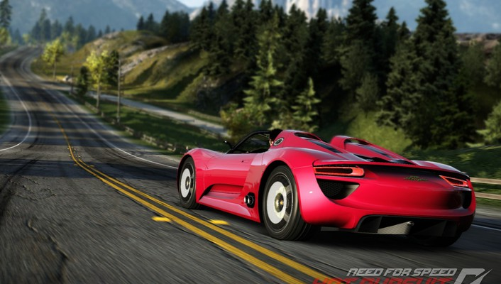 Pursuit porsche 918 spyder seacrest county cars wallpaper
