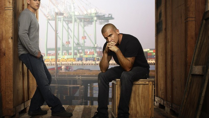 Dominic purcell michael scofield prison break wallpaper
