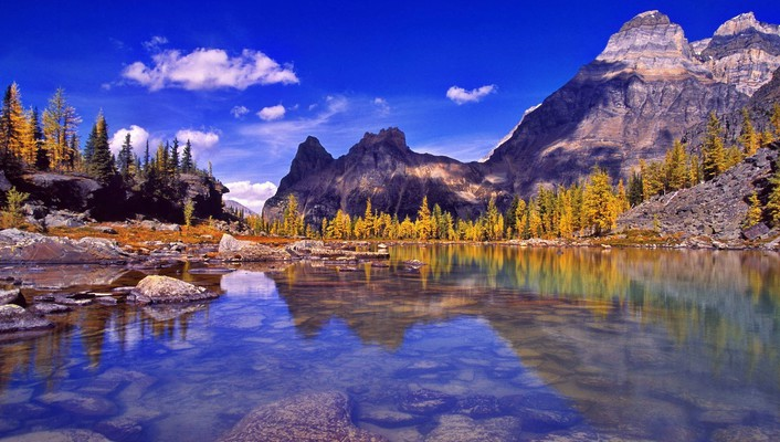 British columbia canada lakes land landscapes wallpaper