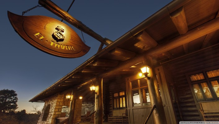 El tovar restaurant at grand canyon az wallpaper
