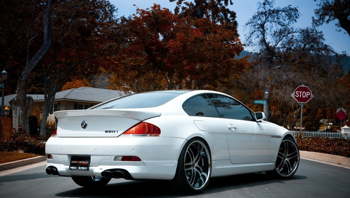 Bmw 650i coupe cars vehicles wallpaper