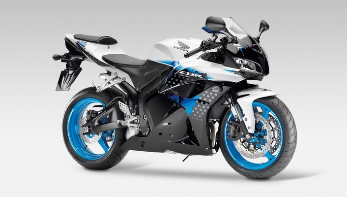 Biker bikers cbr 600 rr motorbikes speed wallpaper