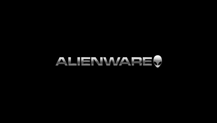 Alienware black wallpaper