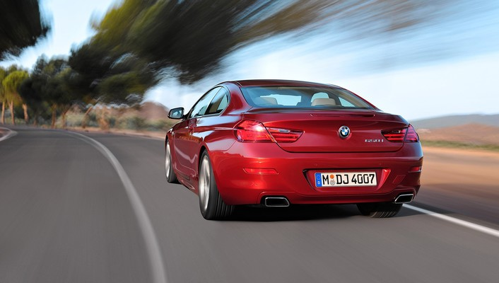 Bmw 6 series 650i coupe wallpaper