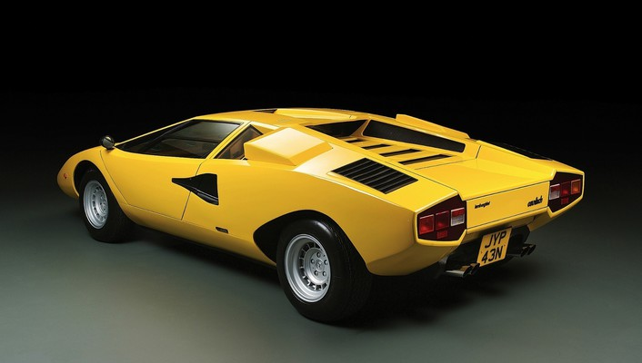 Countach italian lamborghini lp400 cars wallpaper