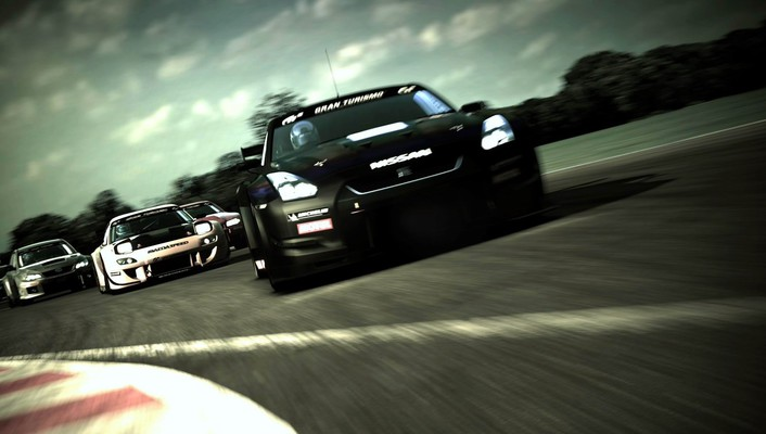 Nissan gtr playstation 3 cars video games wallpaper