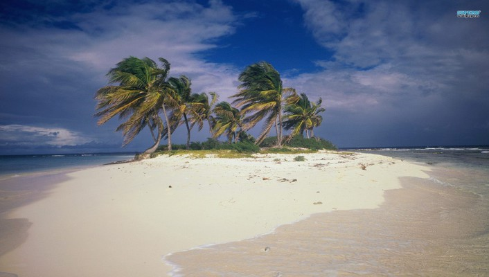 Anguilla beaches summer wallpaper