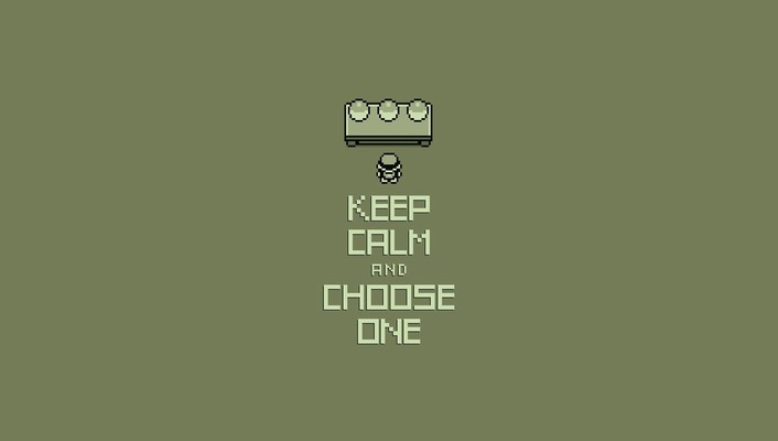 Pokemon video games gameboy keep calm and wallpaper