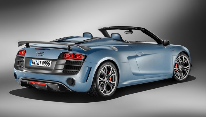 Audi r8 gt spyder wallpaper