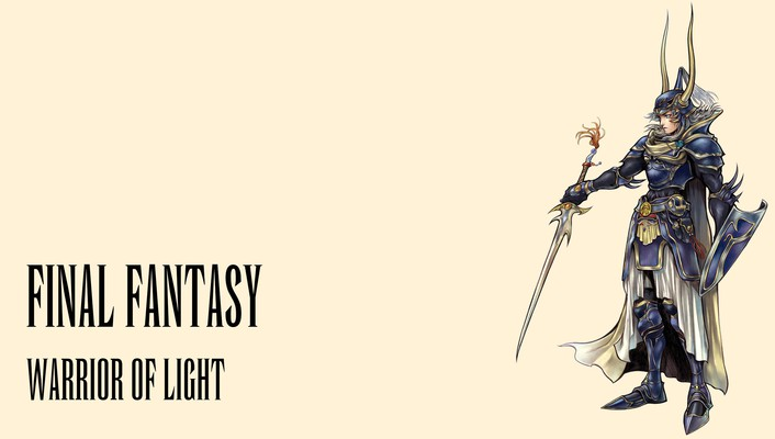 Final fantasy dissidia warriors wallpaper
