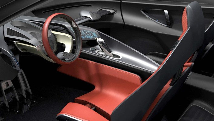 Cars toyota interior vehicles ft 2007 wallpaper