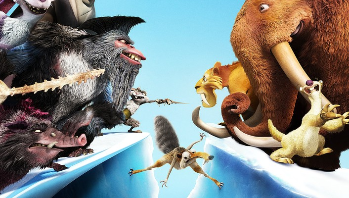 Ice age movies scrat wallpaper