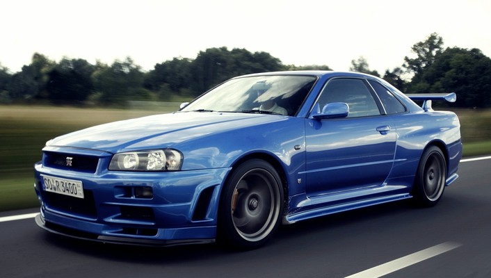 Streets cars nissan roads vehicles skyline gt-r wallpaper