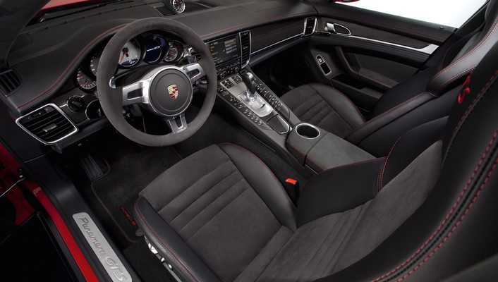 Porsche panamera car interiors interior wallpaper