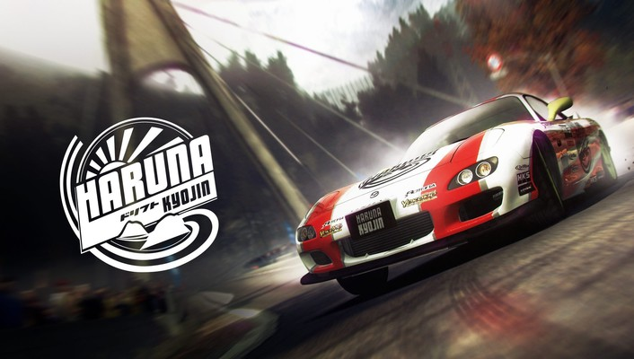 Cars video games wallpaper