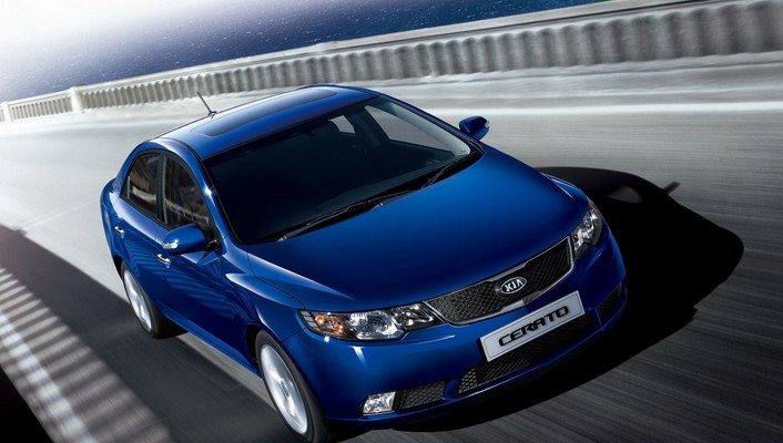 Cars kia cerato wallpaper