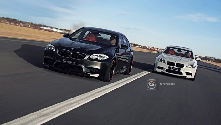 Bmw 5 series m5 m g power wallpaper