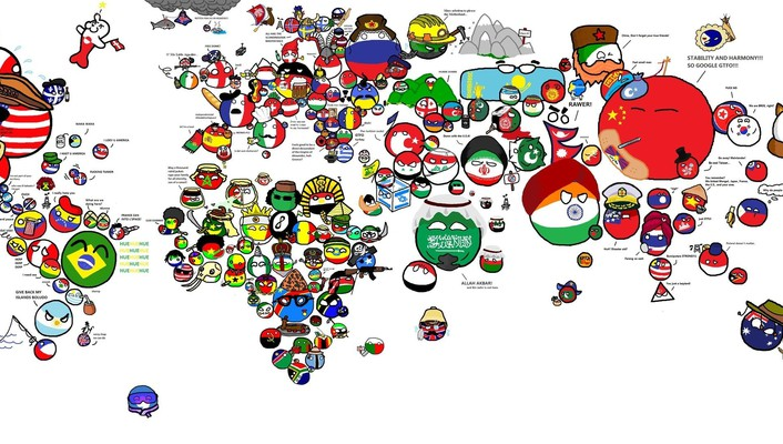 Country countries wallpaper