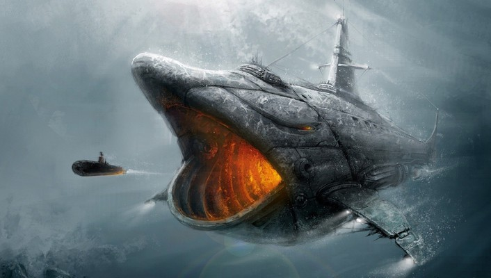 Ultimate submarine wallpaper