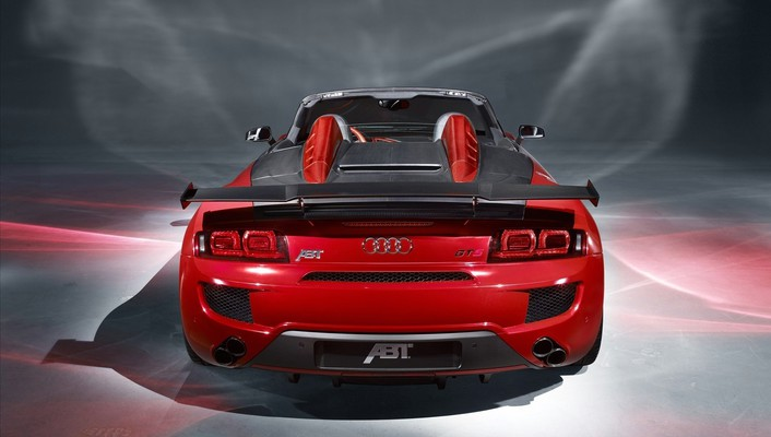 Abt audi r8 gts cars convertible wallpaper