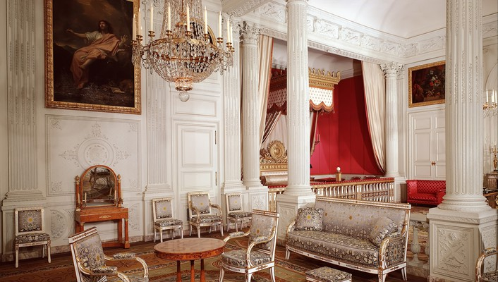 Versailles palace interior wallpaper