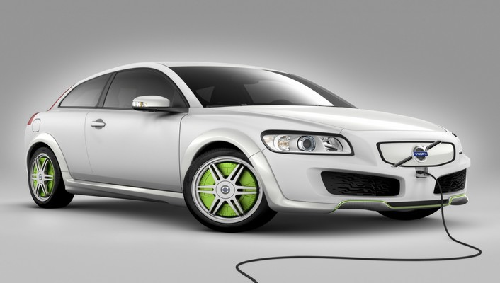Volvo cars concept art vehicles wallpaper