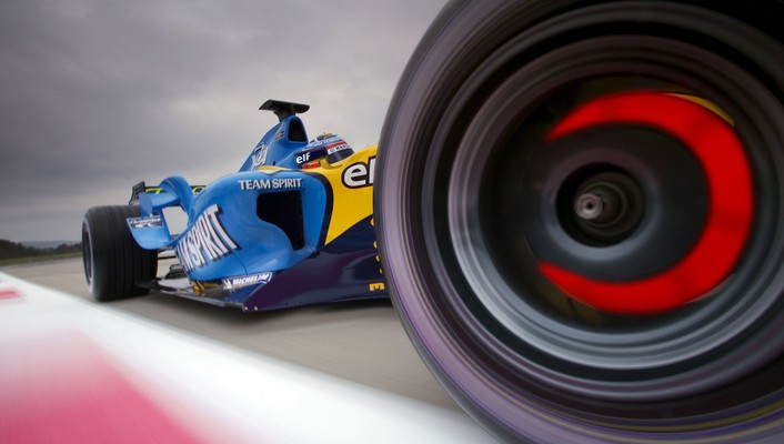 F1 lunched wallpaper