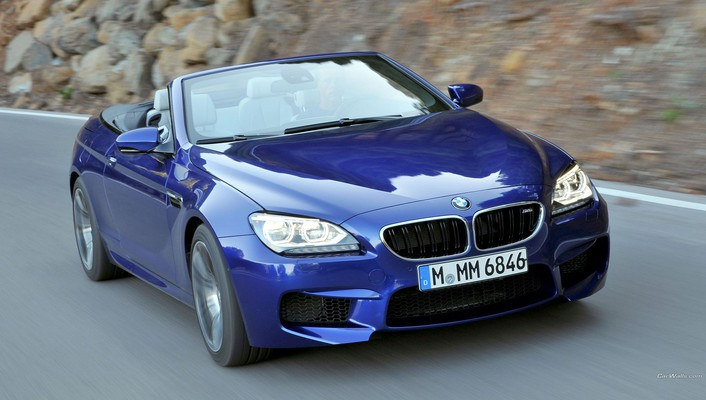 Bmw cars convertible m6 wallpaper