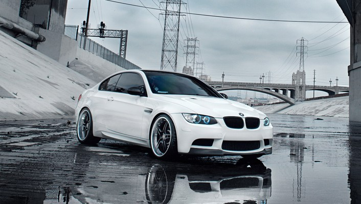 Bmw e92 cars reflections vehicles wallpaper