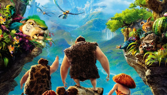 Movies the croods wallpaper