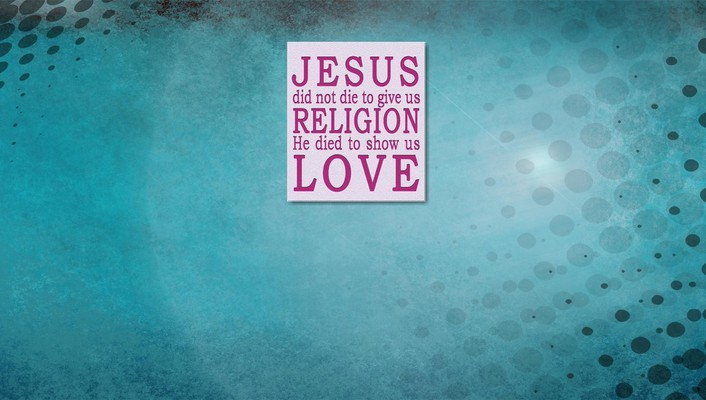 Jesus love wallpaper