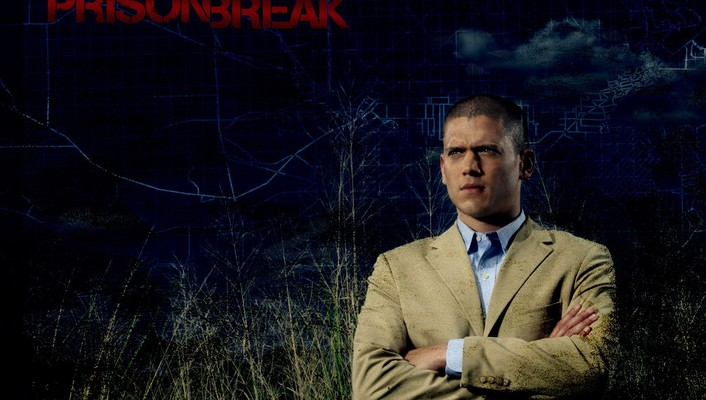 Prison break complex magazine wallpaper