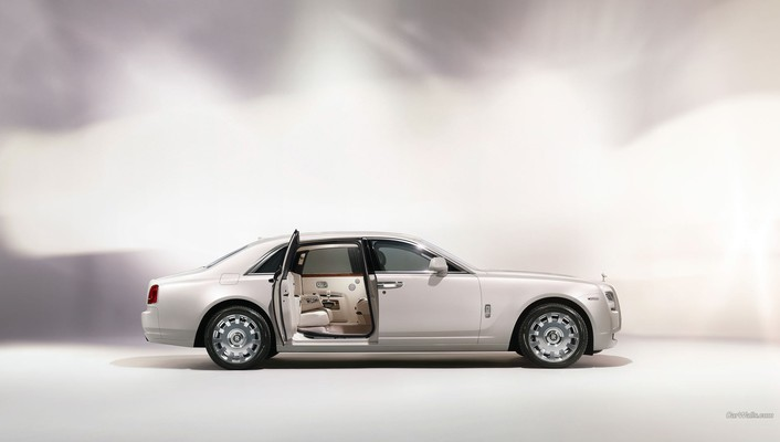 Cars rolls royce ghost six wallpaper
