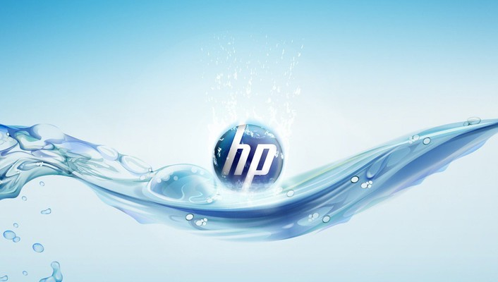 Water hewlett packard digital art wallpaper