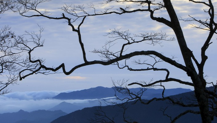 Japan mount national park wallpaper