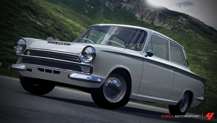 360 1966 forza motorsport 4 lotus cortina wallpaper